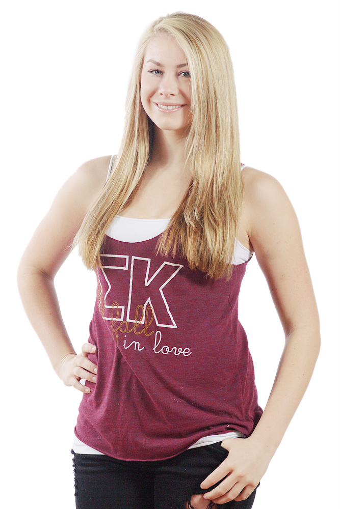 Fall in Love Tank