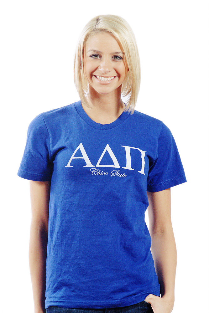 Greek Letters - T-Shirt